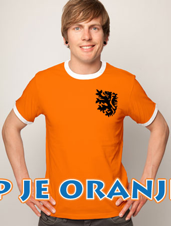 Nederlands elftal t-shirt